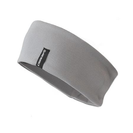 Lifestyle Fashion - AERIAL7 - SoundDisk Sport Headband Grey