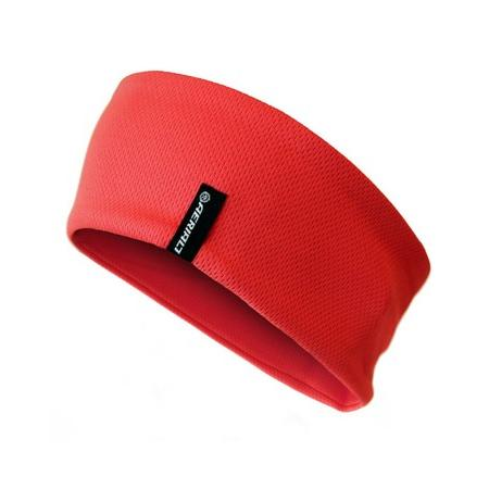 Lifestyle Fashion - AERIAL7 - SoundDisk Sport Headband Red