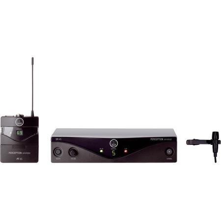 Csiptetős - AKG - WMS 45 Presenter