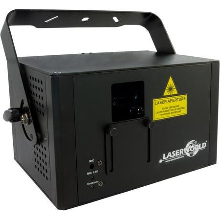 Full color lézer - Laserworld - CS 1000RGB MKII
