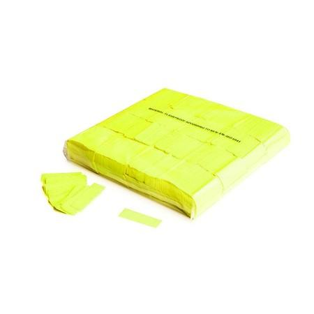 Effektanyagok - Magic FX - CON09YL Yellow UV Confetti