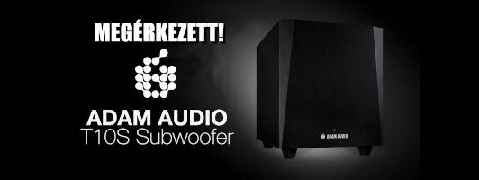 Adam Audio - T10S subwoofer